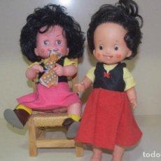 Otras Muñecas de Famosa: DOS MUÑECAS HEIDI UNA DE FAMOSA . Lote 109501903
