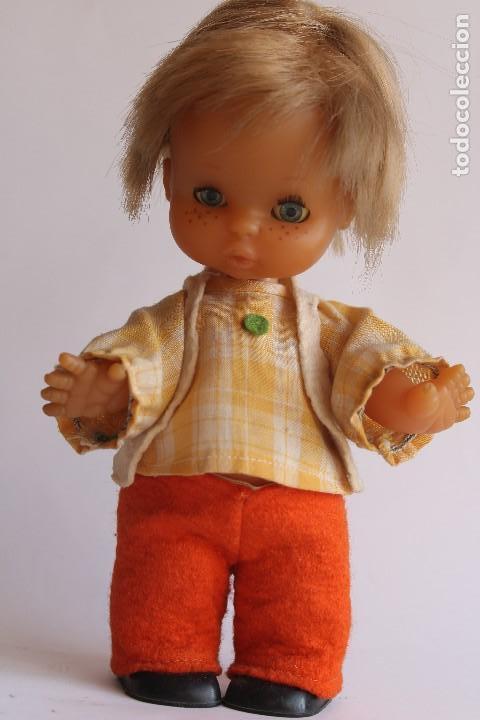 MUÑECO MAY DE FAMOSA MADE IN SPAIN (Juguetes - Muñeca Española Moderna - Otras Muñecas de Famosa)