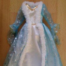 Otras Muñecas de Famosa: VESTIDO PRINCESA 3 DESEOS ORIGINAL MUÑECA NANCY NEW FAMOSA. Lote 109566455