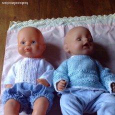 Otras Muñecas de Famosa: MUÑECOS BABY BORN ZAPF CREATION Y FAMOSA. Lote 109793588