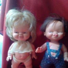 Otras Muñecas de Famosa: PAREJA DE MUÑECAS. FAMOSA. NO SE DE QUE AÑO SON . Lote 110064679