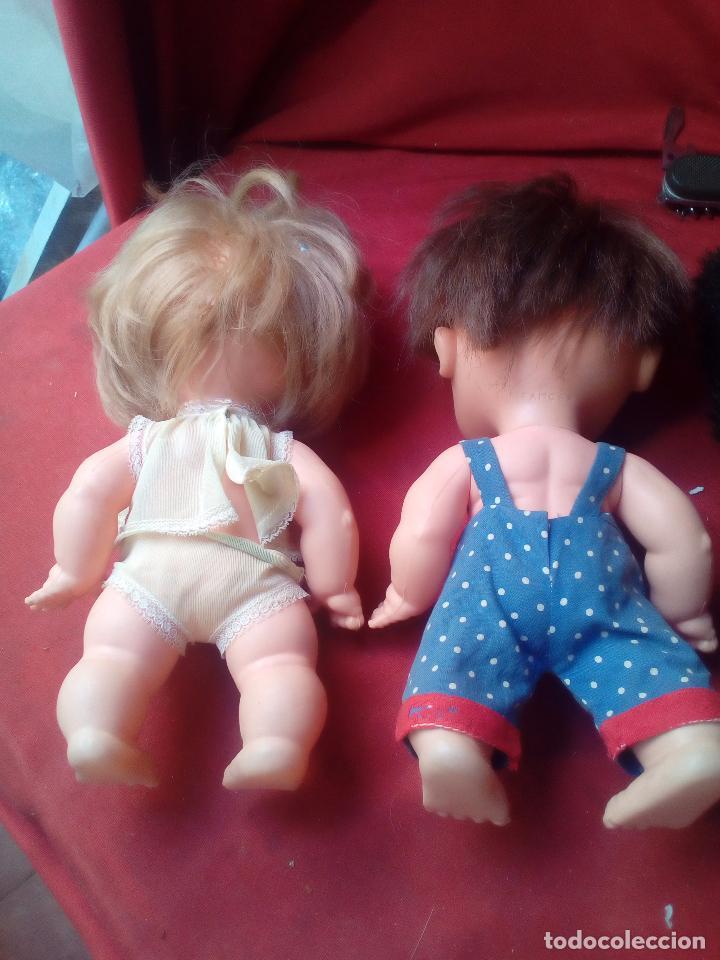 Otras Muñecas de Famosa: PAREJA DE MUÑECAS. FAMOSA. NO SE DE QUE AÑO SON - Foto 6 - 110064679
