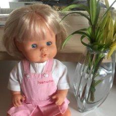 Otras Muñecas de Famosa: MUÑECO NENUCO COLEGIAL ROPA ORIGINAL. Lote 110124747