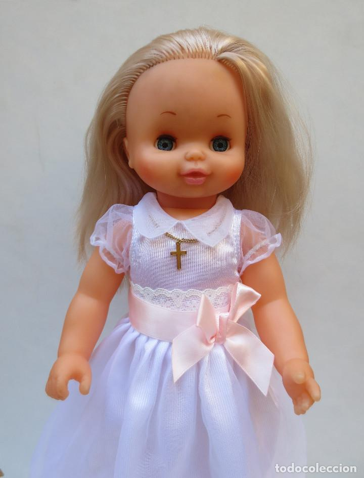 MUÑECA MARY DE FAMOSA - PRIMERA COMUNION . (Juguetes - Muñeca Española Moderna - Otras Muñecas de Famosa)
