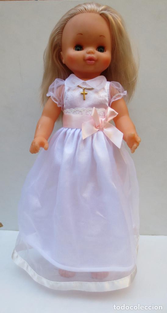 Otras Muñecas de Famosa: MUÑECA MARY DE FAMOSA - PRIMERA COMUNION . - Foto 2 - 110713271