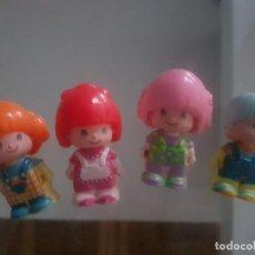 Otras Muñecas de Famosa: LOTE DE 4 PIN PON. Lote 110996611