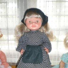 Otras Muñecas de Famosa: GRACIOSA CONCHI DE FAMOSA AÑOS 60 PELO HA MECHAS MELENA EXTRA LARGA EN PERFECTO ESTADO. Lote 112110963