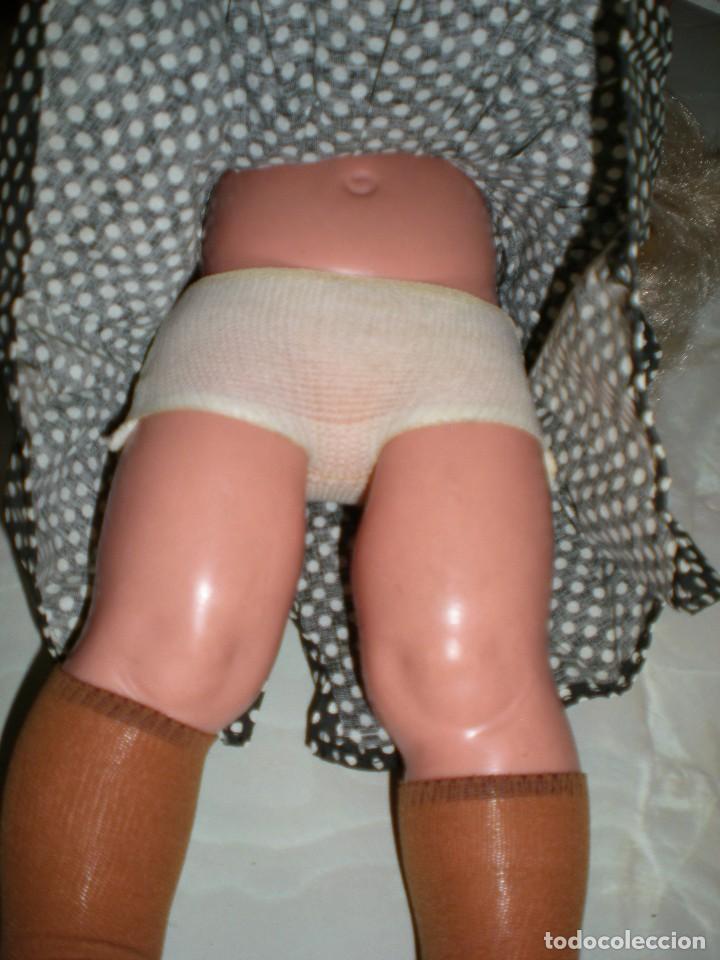 Otras Muñecas de Famosa: graciosa conchi de famosa años 60 pelo ha mechas melena extra larga en perfecto estado - Foto 8 - 112110963