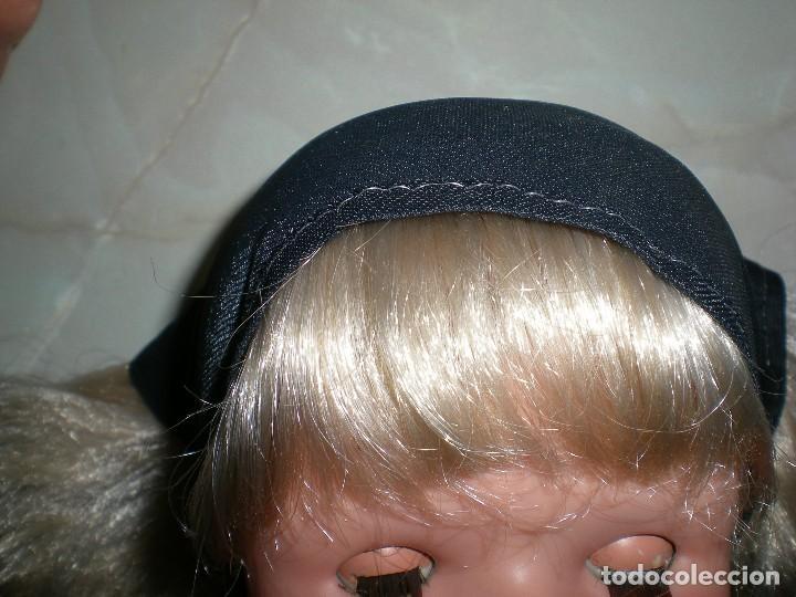Otras Muñecas de Famosa: graciosa conchi de famosa años 60 pelo ha mechas melena extra larga en perfecto estado - Foto 10 - 112110963