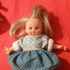 Otras Muñecas de Famosa: MUÑECA BB ROPA ORIGINAL. Lote 112157411