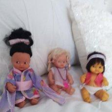 Otras Muñecas de Famosa: BARRIGUITAS DE FAMOSA. Lote 112441195