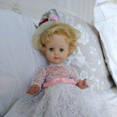 Otras Muñecas de Famosa: PRECIOSA ANTIGUA MUÑECA ALEMANA. Lote 112522383