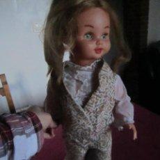 Otras Muñecas de Famosa: MUÑECA MAJBER 49 CM MUEVE CABEZA AL CAMINAR . Lote 112693439