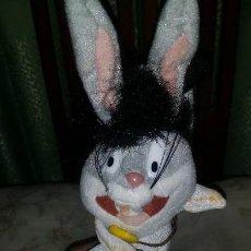 Otras Muñecas de Famosa: CONEJO DISNEY BUSH BUNNY..PELUCHE ANTIGUO AÑOS 90. Lote 113126911