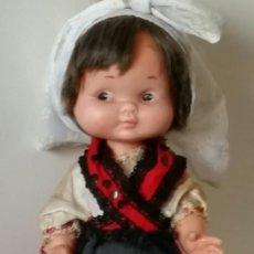 Otras Muñecas de Famosa: RAPACIÑA ASTURIANA DE FAMOSA AÑOS 70. Lote 113522679