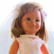 Otras Muñecas de Famosa: ESPECTACULAR Y ÚNICA PIERINA NOVIA - DOLL, POUPÉE. Lote 113715519