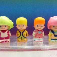 Otras Muñecas de Famosa: LOTE MUÑECOS PIN Y PON PINYPON ANTIGUOS . Lote 125364607