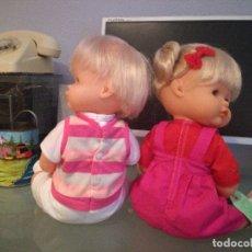 Otras Muñecas de Famosa: LOTE PAREJA DE NENUCOS COLEGIALES 2010. REBAJAS DE ENERO!!. Lote 104535595