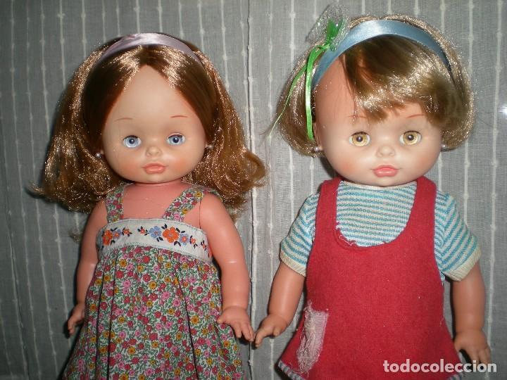 Otras Muñecas de Famosa: bonita muñeca nora de famosa años 70 pelo corto y color cerveza de origen en muy buen estado 48 cm - Foto 8 - 114296507