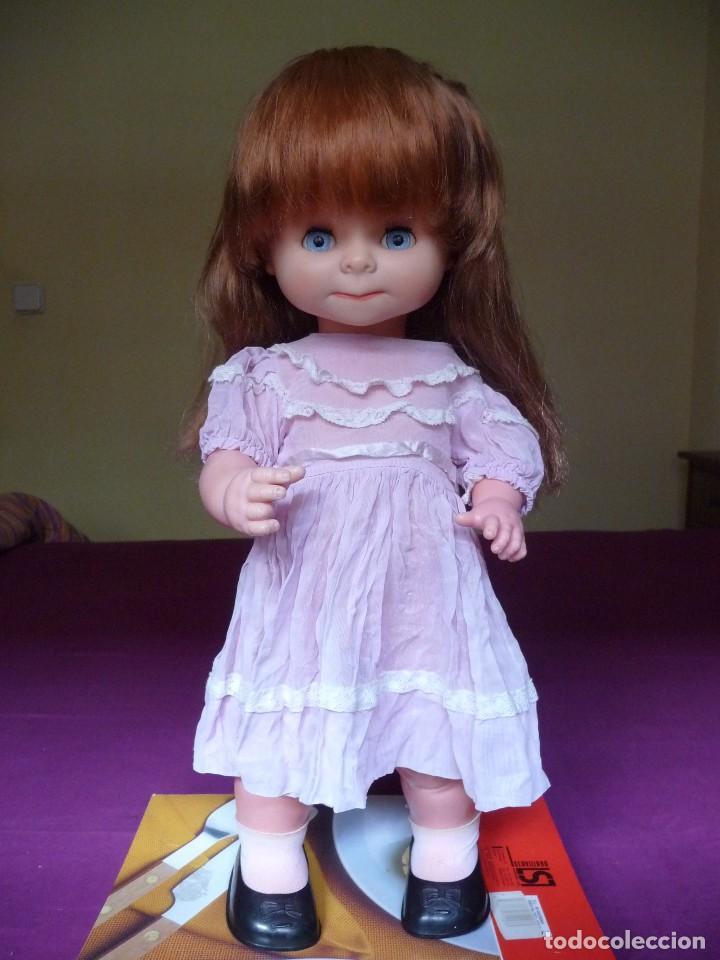 Otras Muñecas de Famosa: Muñeca graciosa de famosa pelirroja ojos azul margarita muy dificil - Foto 2 - 114704923