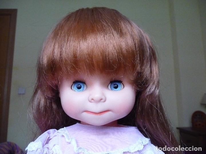 Otras Muñecas de Famosa: Muñeca graciosa de famosa pelirroja ojos azul margarita muy dificil - Foto 4 - 114704923