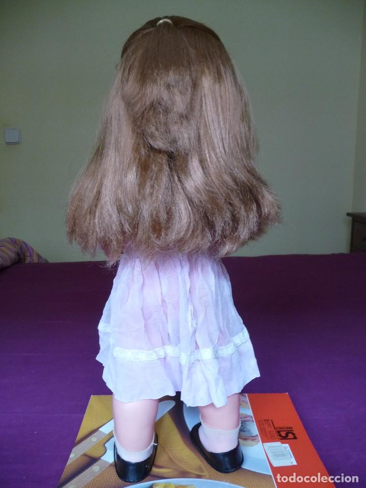 Otras Muñecas de Famosa: Muñeca graciosa de famosa pelirroja ojos azul margarita muy dificil - Foto 5 - 114704923