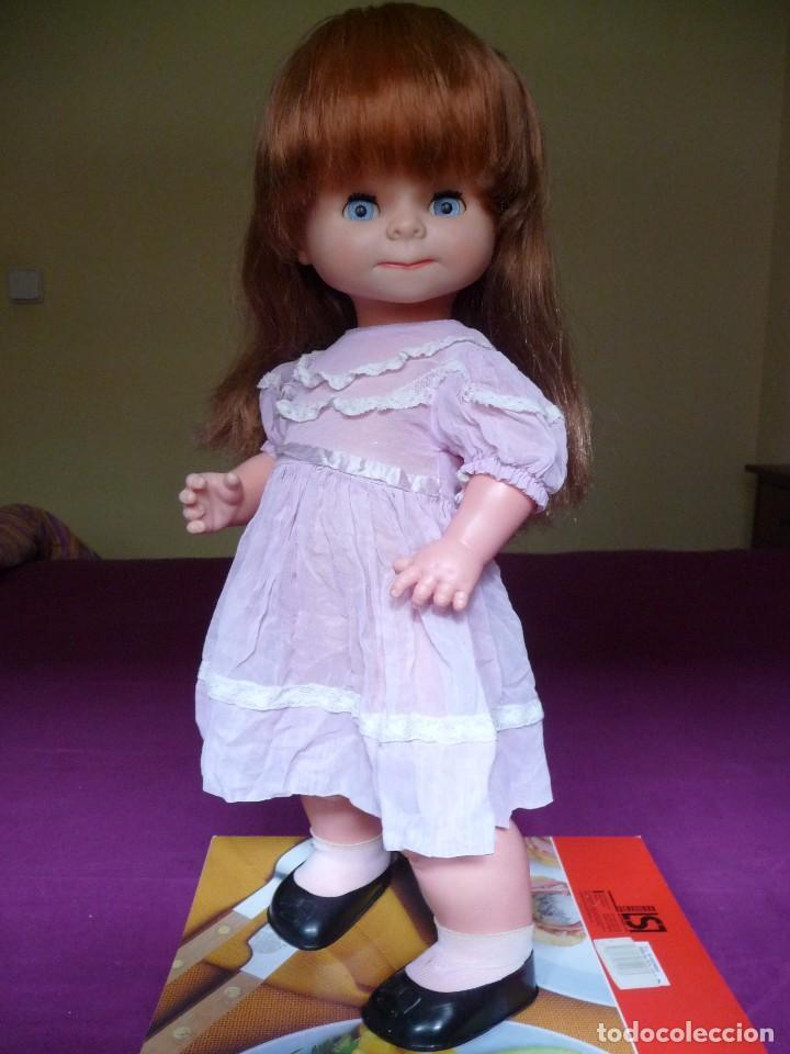 Otras Muñecas de Famosa: Muñeca graciosa de famosa pelirroja ojos azul margarita muy dificil - Foto 7 - 114704923