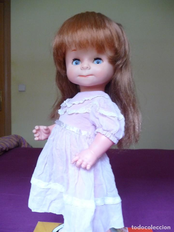 Otras Muñecas de Famosa: Muñeca graciosa de famosa pelirroja ojos azul margarita muy dificil - Foto 10 - 114704923