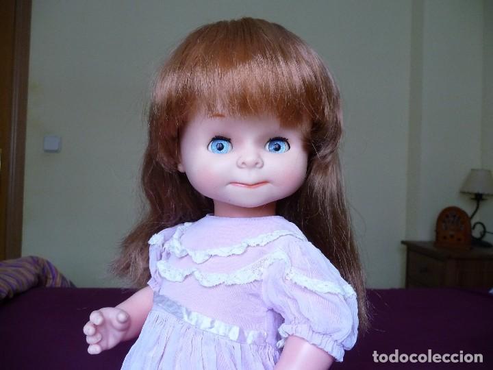 Otras Muñecas de Famosa: Muñeca graciosa de famosa pelirroja ojos azul margarita muy dificil - Foto 12 - 114704923