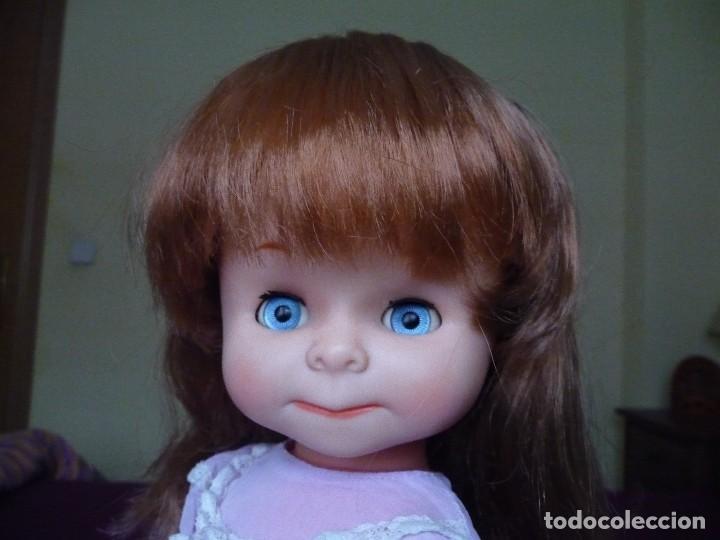 Otras Muñecas de Famosa: Muñeca graciosa de famosa pelirroja ojos azul margarita muy dificil - Foto 16 - 114704923
