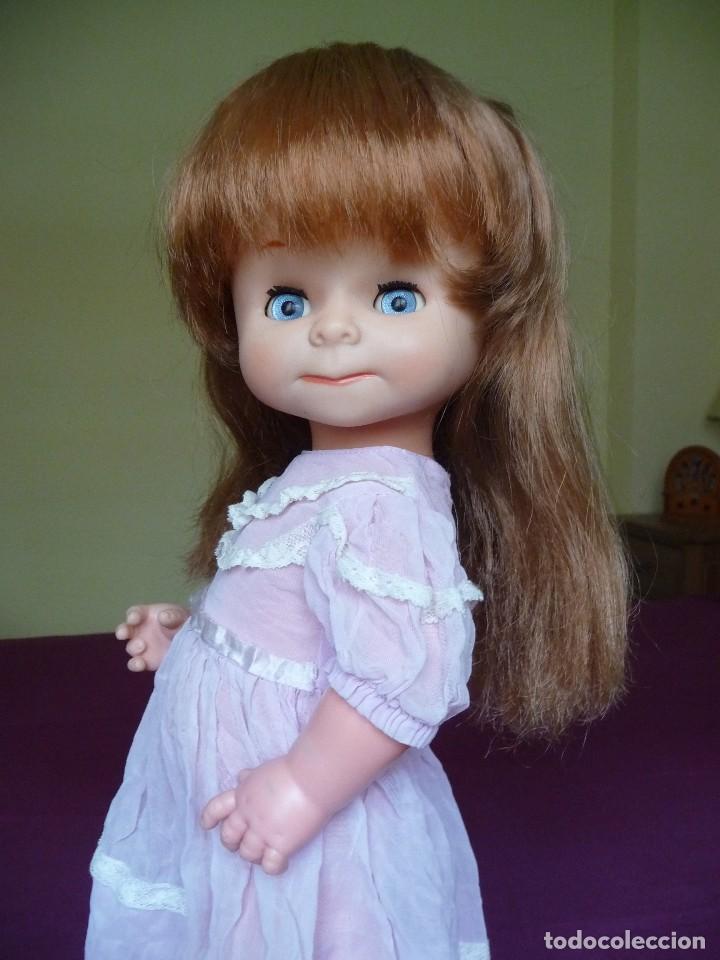 Otras Muñecas de Famosa: Muñeca graciosa de famosa pelirroja ojos azul margarita muy dificil - Foto 17 - 114704923