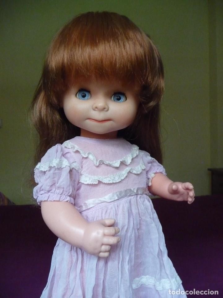Otras Muñecas de Famosa: Muñeca graciosa de famosa pelirroja ojos azul margarita muy dificil - Foto 23 - 114704923