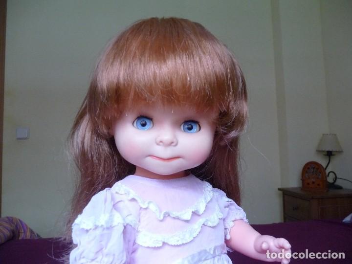 Otras Muñecas de Famosa: Muñeca graciosa de famosa pelirroja ojos azul margarita muy dificil - Foto 24 - 114704923