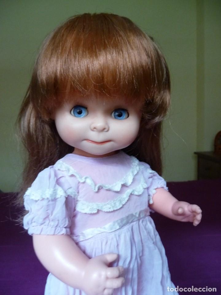 Otras Muñecas de Famosa: Muñeca graciosa de famosa pelirroja ojos azul margarita muy dificil - Foto 25 - 114704923