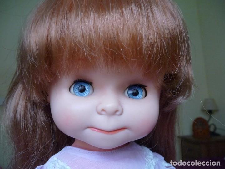 Otras Muñecas de Famosa: Muñeca graciosa de famosa pelirroja ojos azul margarita muy dificil - Foto 26 - 114704923