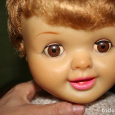 Otras Muñecas de Famosa: ANTIGUO MUÑECO GRANDE GODIN DE FAMOSA BEBE. Lote 115415583