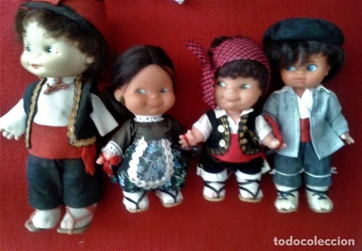 Otras Muñecas de Famosa: IMPRESIONANTE LOTE DE MUÑECOS ,FLORIDO ,FAMOSA ,ETC..AÑOS 40 ,Y 50 (ALGUNOS NECESITAN REPARACION) - Foto 5 - 115627135
