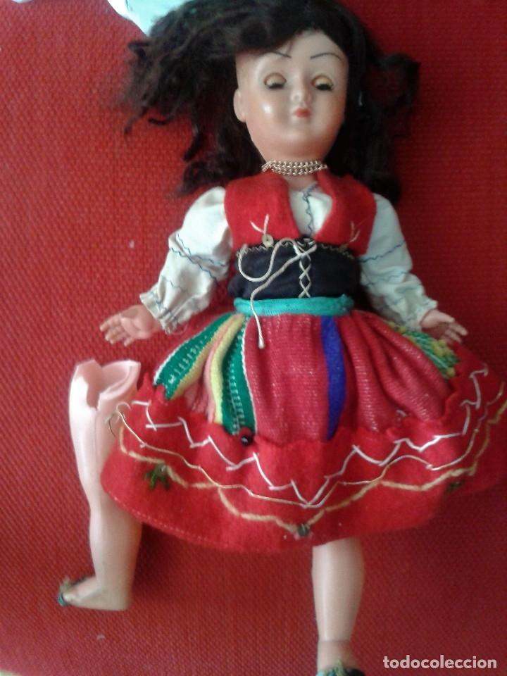 Otras Muñecas de Famosa: IMPRESIONANTE LOTE DE MUÑECOS ,FLORIDO ,FAMOSA ,ETC..AÑOS 40 ,Y 50 (ALGUNOS NECESITAN REPARACION) - Foto 10 - 115627135