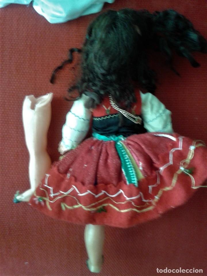 Otras Muñecas de Famosa: IMPRESIONANTE LOTE DE MUÑECOS ,FLORIDO ,FAMOSA ,ETC..AÑOS 40 ,Y 50 (ALGUNOS NECESITAN REPARACION) - Foto 11 - 115627135
