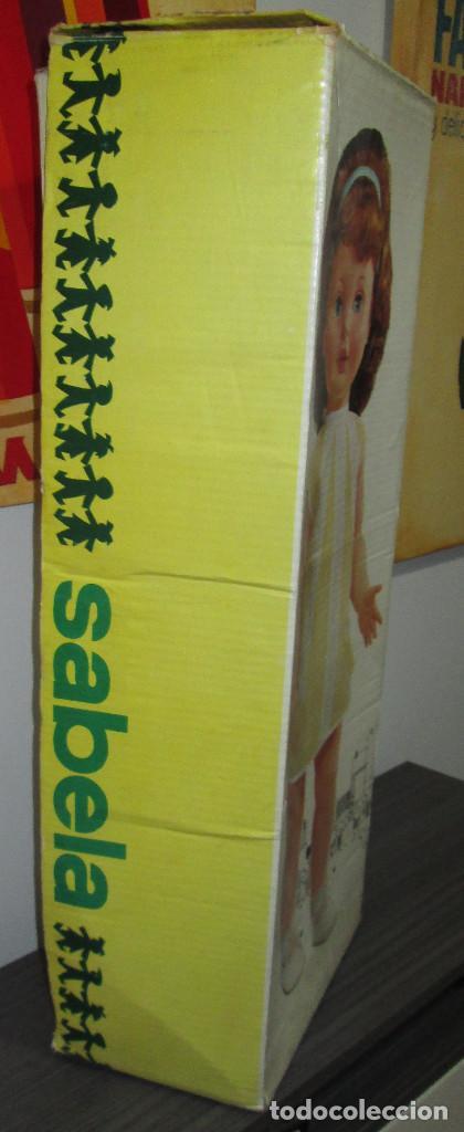 Otras Muñecas de Famosa: Antigua muñeca SABELA HABLADORA, de Famosa, con caja, años 60 - Foto 2 - 116485863