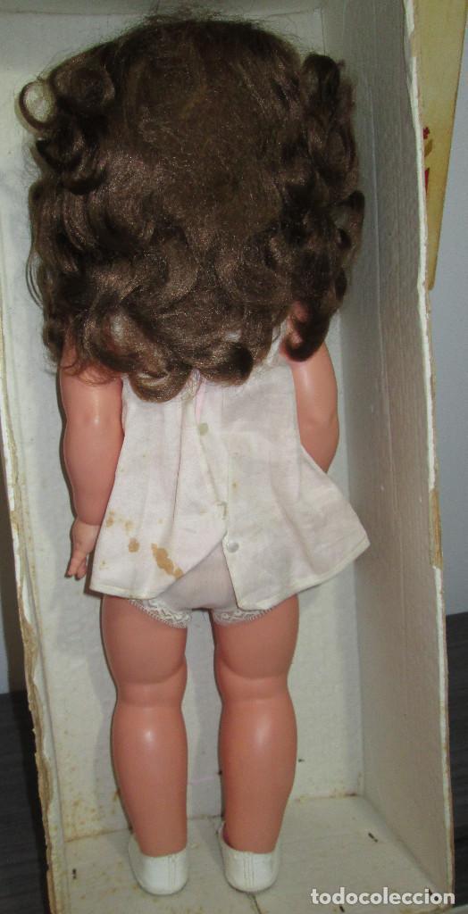 Otras Muñecas de Famosa: Antigua muñeca SABELA HABLADORA, de Famosa, con caja, años 60 - Foto 7 - 116485863