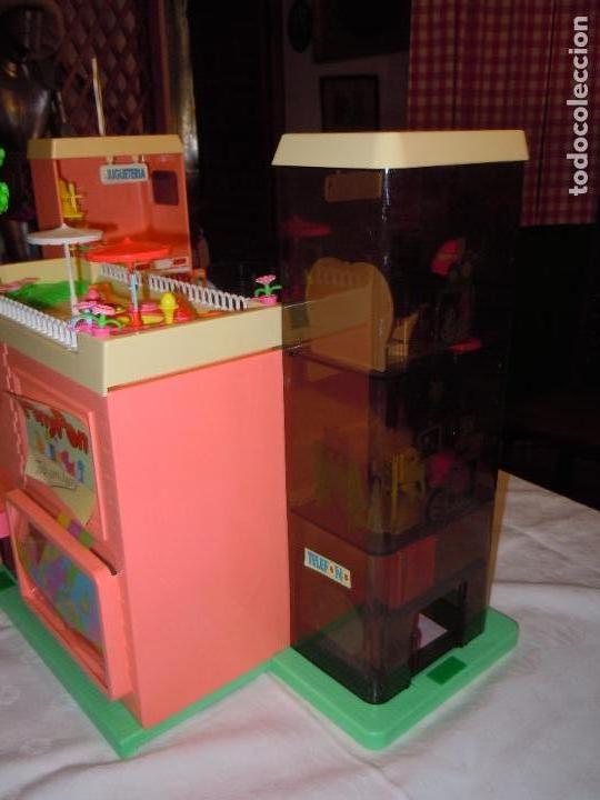Otras Muñecas de Famosa: CENTRO COMERCIAL DE PIN Y PON PRINCIPIO AÑOS 90 CON SU CAJA - Foto 12 - 116856207