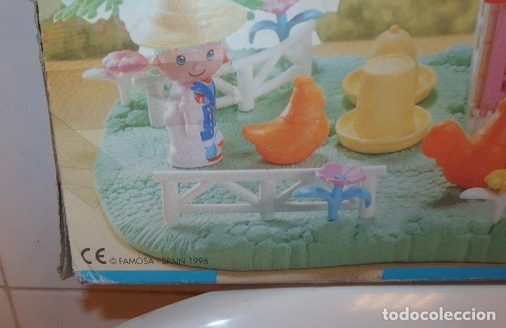 Otras Muñecas de Famosa: GALLINERO PINYPON,FAMOSA,CAJA ORIGINAL,AÑO 1996,A ESTRENAR - Foto 3 - 118065230