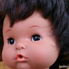 Otras Muñecas de Famosa: MUÑECO NENUCO FAMOSA AÑOS 80 ESQUIMAL NEGRO. Lote 118725075