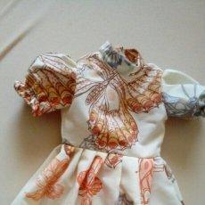 Otras Muñecas de Famosa: VESTIDO MUÑECA. AÑOS 70 ÉPOCA NANCY. Lote 118809443