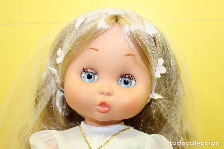 Otras Muñecas de Famosa: PRECIOSA CAROL DE FAMOSA VESTIDA DE COMUNION -AÑO 60 - Foto 2 - 118939147