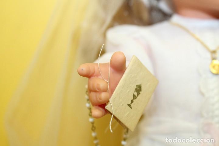 Otras Muñecas de Famosa: PRECIOSA CAROL DE FAMOSA VESTIDA DE COMUNION -AÑO 60 - Foto 3 - 118939147
