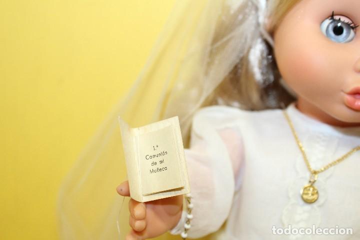 Otras Muñecas de Famosa: PRECIOSA CAROL DE FAMOSA VESTIDA DE COMUNION -AÑO 60 - Foto 4 - 118939147