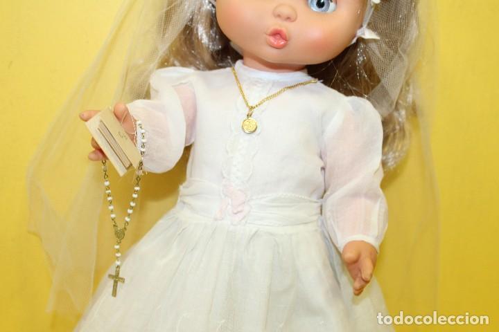 Otras Muñecas de Famosa: PRECIOSA CAROL DE FAMOSA VESTIDA DE COMUNION -AÑO 60 - Foto 7 - 118939147