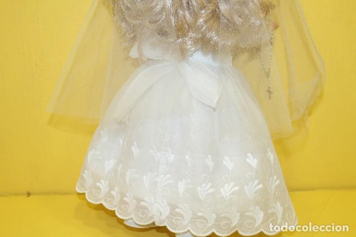 Otras Muñecas de Famosa: PRECIOSA CAROL DE FAMOSA VESTIDA DE COMUNION -AÑO 60 - Foto 10 - 118939147